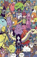 Adventure Time Season 11 -1 Pope Cover