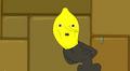 S5 e9 a skinny Lemongrab pacing
