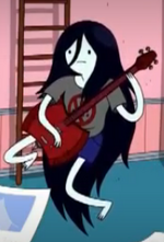 S4e25 Marceline playing bass3