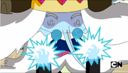 S5e14 Ice King charging up his powers