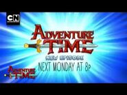 """Adventure Time - Prisoners of Love-Tree Trunks (""""Righteously Rad"""" preview-Tonight)"""