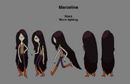 Modelsheet marcelinestockwarmlighting