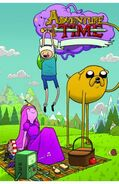 Adventure Time 9 cover B