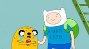 S5 e6 Finn is proud of Jake