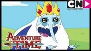 Adventure Time Season 1 Wedding Bells Thaw (Clip) Cartoon Network