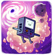 BMO concept art by Danny & Shelby Cragg