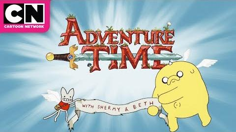 Adventure Time Come Along With Me Opening Sequence Cartoon Network