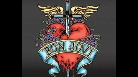 Bon Jovi - Living on a Prayer (Lyrics)