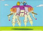 Ancient Psychic Tandem War Elephant!!!!!!!!!!!!!!!!!!!!