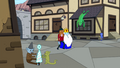 S8e17 Life Giving Magus with Ice King