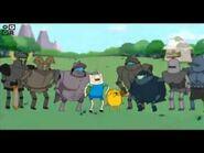 Cartoon Network - Adventure Time - Blood Under the Skin Promo