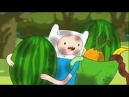 Adventure Time - Coming Up, Monday, April 19 promo
