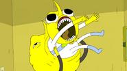 S5e24 Lemongrab eating his clone