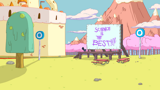 Science Barbecue