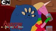 Adventure Time Jake's New Look Cartoon Network