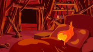 Ignition Point Flame Princess's house background