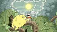 S10e13 Shermy with the Finn Sword