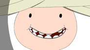 S6e21 Finn smiling with his new teeth