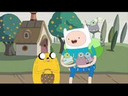 Adventure Time - The Monster (preview)