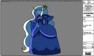 Modelsheet Ice Queen
