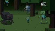 Minecraft Mob Attack