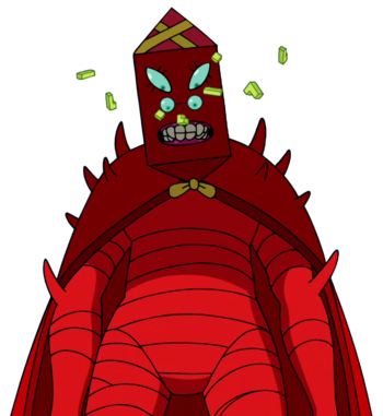 Fused with GOLB