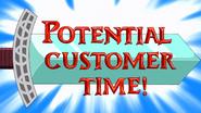S9e2 Potential Customer Time