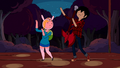 S5e11 Fionna and Marshall Lee