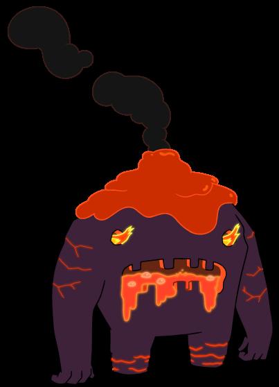 Lava Man