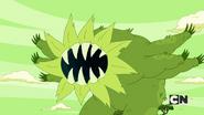 S05e45 giant grass monster