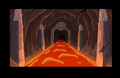 Bg s6e24 stream of lava leading to Magwood's lair