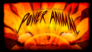 Titlecard S2E7 poweranimal