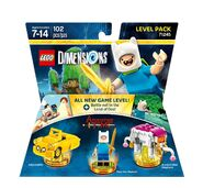 Lego adventure time 2