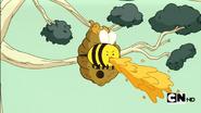 S1e12 Bee Throw up