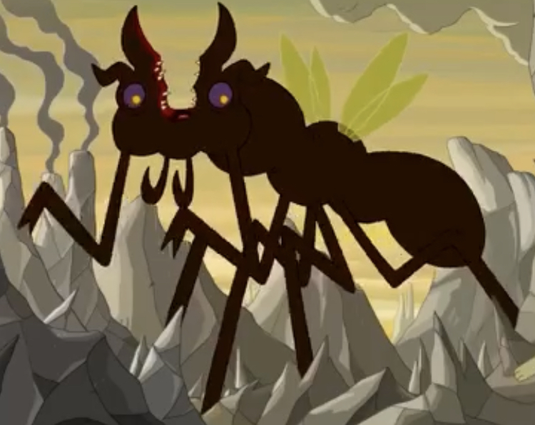 Giant Ant Monster
