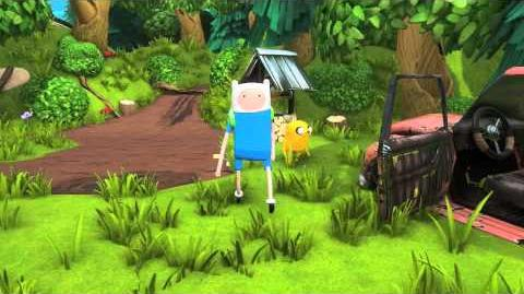 Adventure Time Finn & Jake Investigations Teaser Trailer - Little Orbit