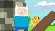 S6e4 Shocked Finn&Jake