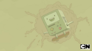 S5 e33 BMO slowed down