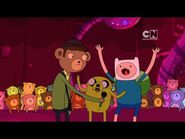 Adventure Time - Belly of the Beast (Preview)