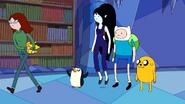 S5e48 Betty, Gunter, Marceline, Finn, and Jake