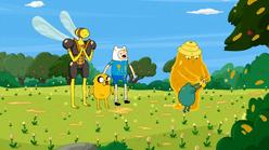 Honey Man Adventure Time