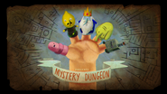 Title card Mystery Dungeon