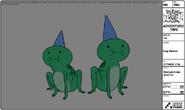 Modelsheet frogwizards
