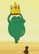 FSe3 Frog Crown