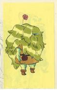 Grassy Wizard concept 2