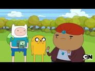 Adventure Time - Chips & Ice Cream (Sneak Peek)