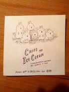 Chips and Ice Cream promo by writer and storyboard artist Seo Kim
