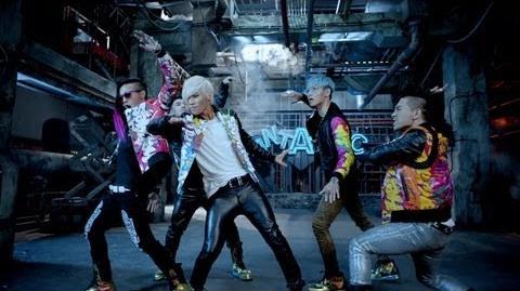 BIGBANG - FANTASTIC BABY M V