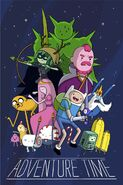 Adventure Time Series Finale Poster