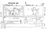 Booty storyboard p1